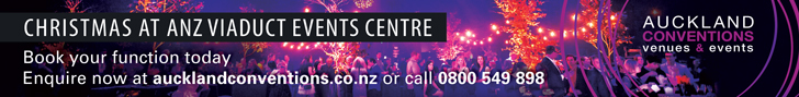 Christmas at ANZ Viaduct Events Centre