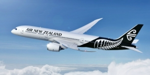 Air NZ takes off for Tokyo